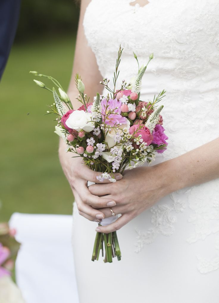 My pretty bouquet! Photo: Sine Perrod