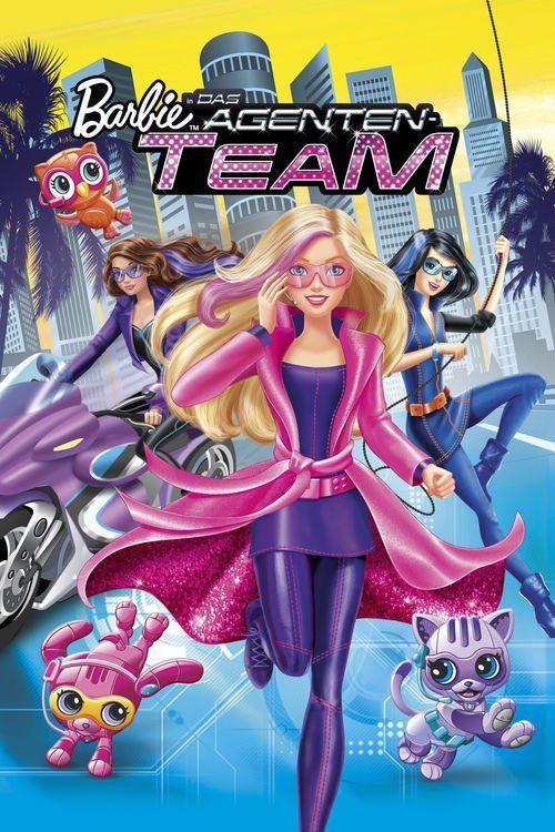 Barbie : Agents secrets Streaming
