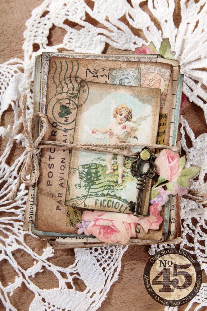Салфеток открытка, атс открытка