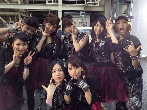 篠田 麻里子 Diary : 2012年9月12日 - オフショット http://blog.mariko-shinoda.net/2012/09/post-235.html