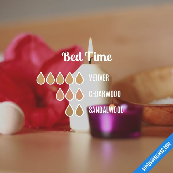 Bed Time - Essential Oil Diffuser Blend