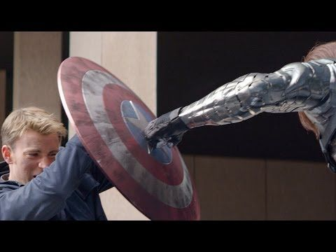 The trailer makes me simultaneously excited and skeptical.... Captain America The Winter Soldier Trailer 2 UK & Ireland -- Official Marvel | HD