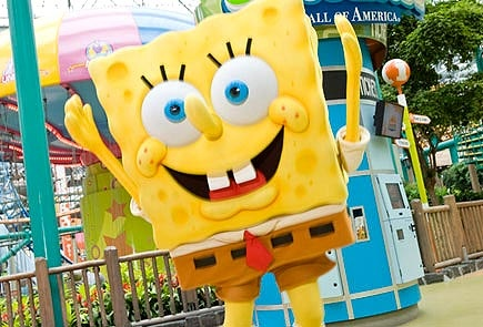 Nickelodeon theme park at Mall of America - open 10am-9:30pm Mon-Thurs., 10-10Fri&Sat and 10:30-7:30pm Sundays.   Special ride discount on Tuesdays.