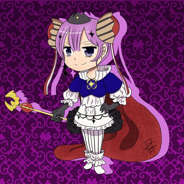 Magical Girl Raising Project - Ruler