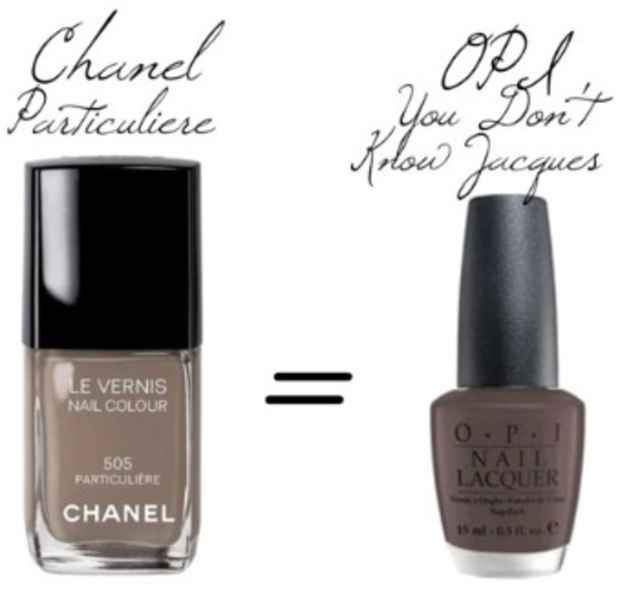 4 Budget-Friendly Dupes for Chanel Nail Polish Shades - College Fashion
