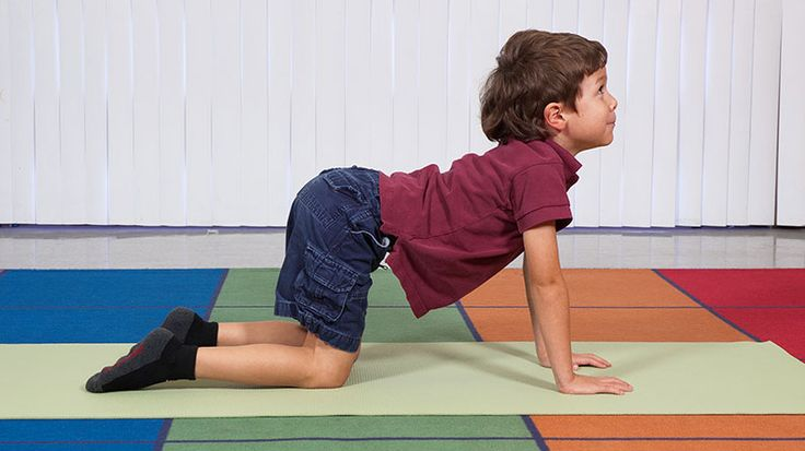 How yoga facilitates effective change for special needs kids.