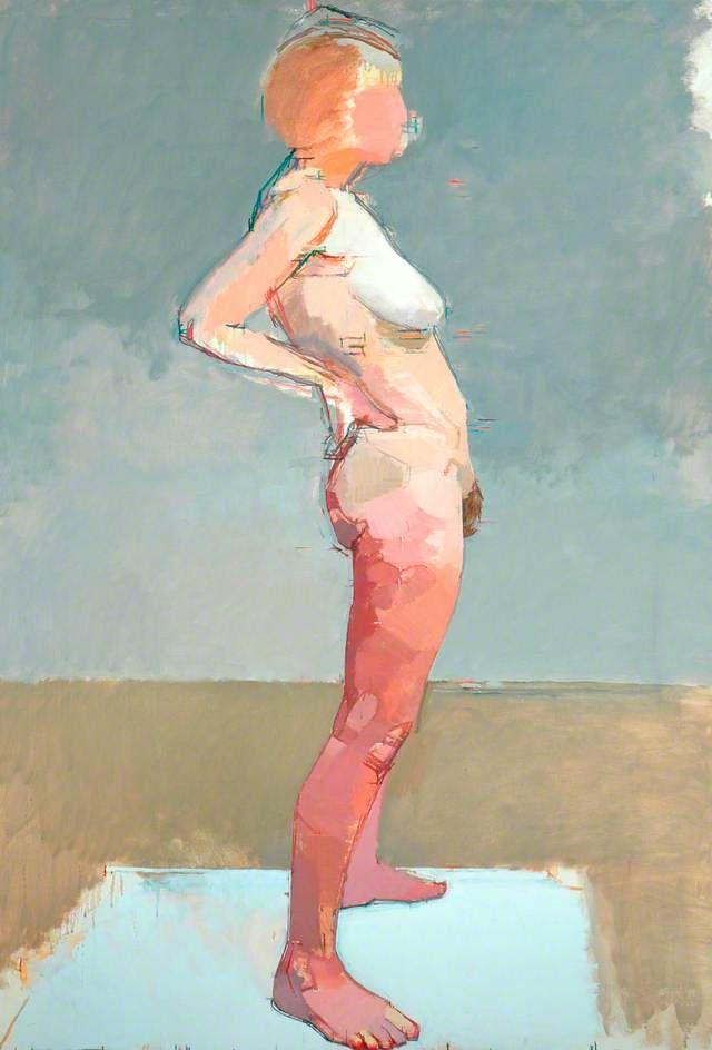 Euan Uglow, Gyroscope Nude, 1967