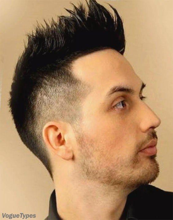 Brilliant Upside Slope Fresh Mens Haircut Trends For 2018 Mens