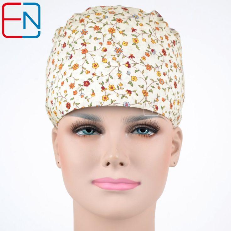 Hennar brand Unisex  surgical dentist caps/hats  scrub caps/ plastic surgeon doctor caps/ pet doctor caps