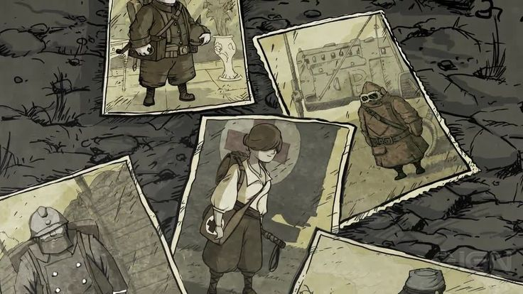 Valiant Hearts by Ubisoft Montpelier
