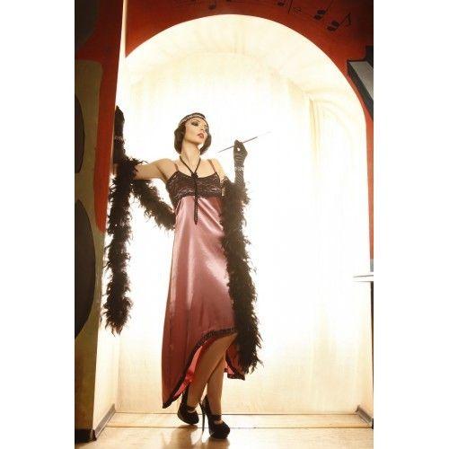 Abendkleider - '30s dress,Great Gatsby inspired dress,Retro dress - ein Designerstück von dystyle bei DaWanda