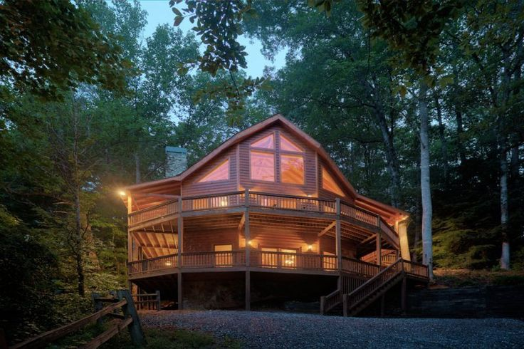 Private Creekside - Ellijay GA - Blue Sky Cabin Rentals ...