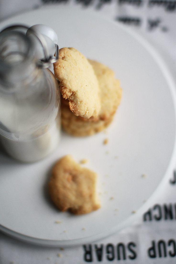 Кокосовое печенье с белым шоколадом | otherpies.com