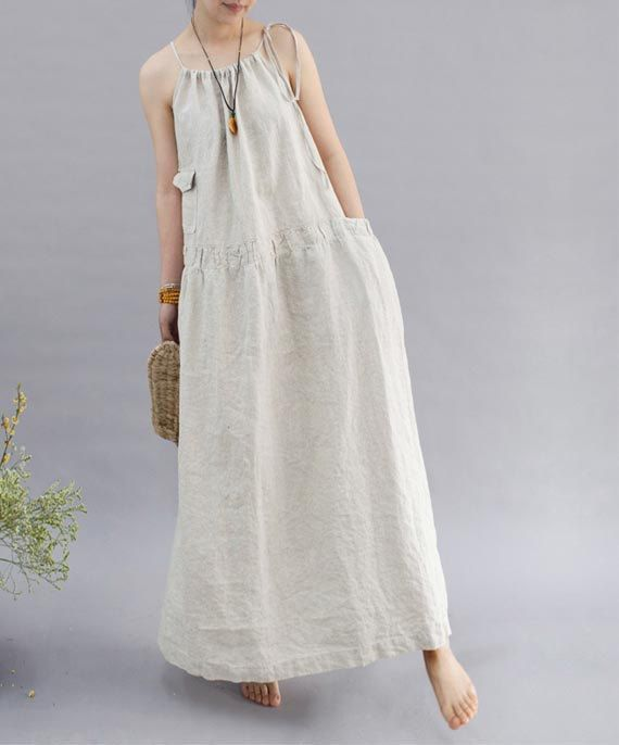 Hey, I found this really awesome Etsy listing at https://www.etsy.com/listing/230351688/women-loose-long-dress-linen-casual