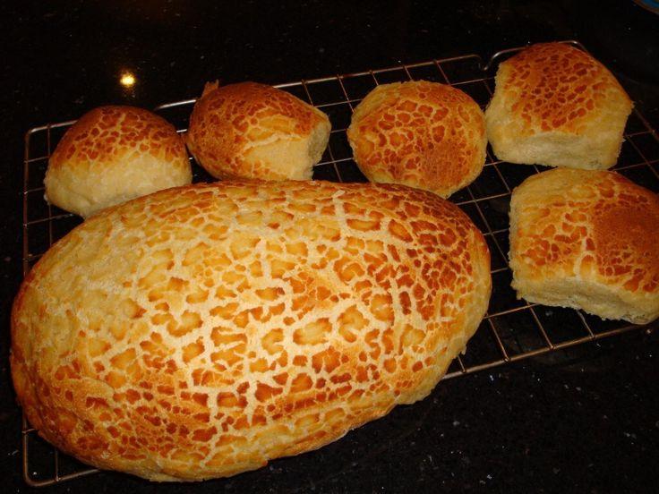 Homemade Tiger Bread Recipe