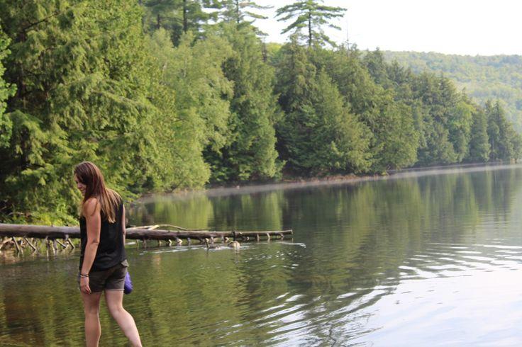 Lac paisibles
