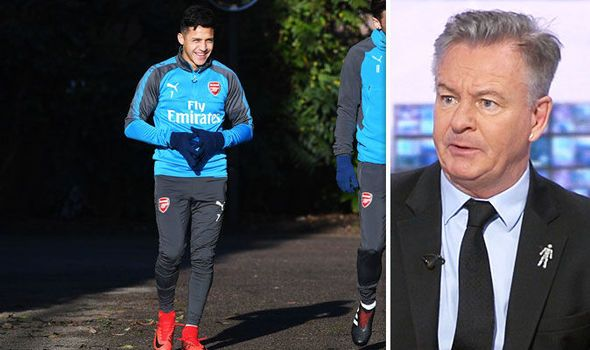 Alexis Sanchez to Man Utd: The one reason Arsenal star chose United over Man City - pundit    via Arsenal FC - Latest news gossip and videos http://ift.tt/2DTB46Z  Arsenal FC - Latest news gossip and videos IFTTT