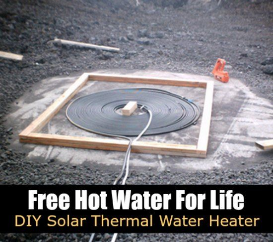 solar-thermal-water-heater