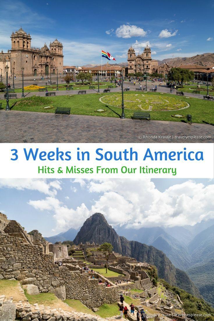 3 Weeks in South America- Our Itinerary's Hits & Misses | Cusco & Machu Picchu, Peru: