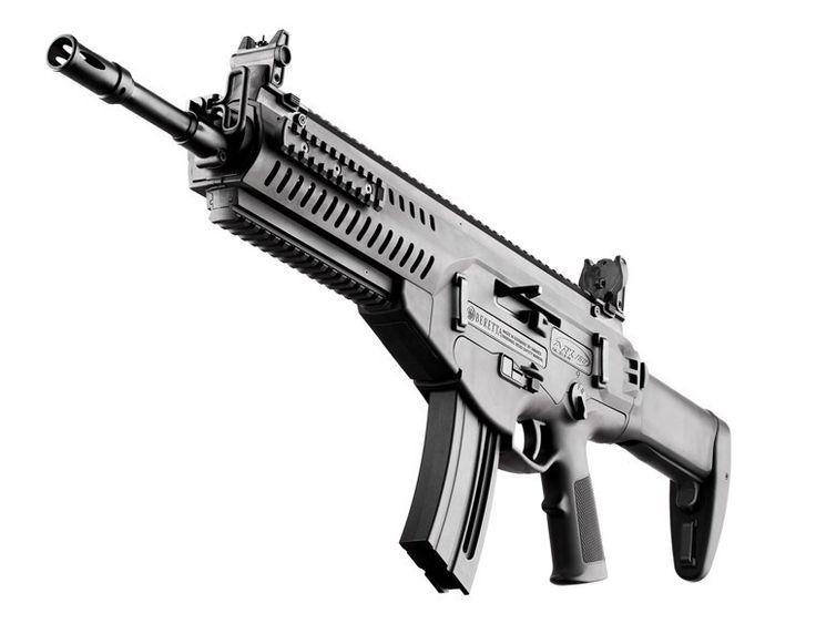 L'ARX 160 pourrait être le futur fusil d'assaut de l'armée française - phoot Beretta 04/03/2015 LeProgès.fr Associée à Beretta, l'entreprise Humbert, de Veauche, pourrait devenir le fournisseur du futur fusil d'assaut utilisé par les militaires français. Pour remplacer le fameux Famas (fusil d'assaut de la Manufacture d'armes de Saint-Étienne), désormais âgé de 37 ans, la Direction générale de l'armement a lancé, au printemps dernier, un appel à candidatures européen. Quinze entreprises y…