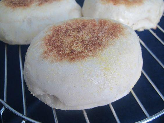 Muffins Ingleses (English Muffins)