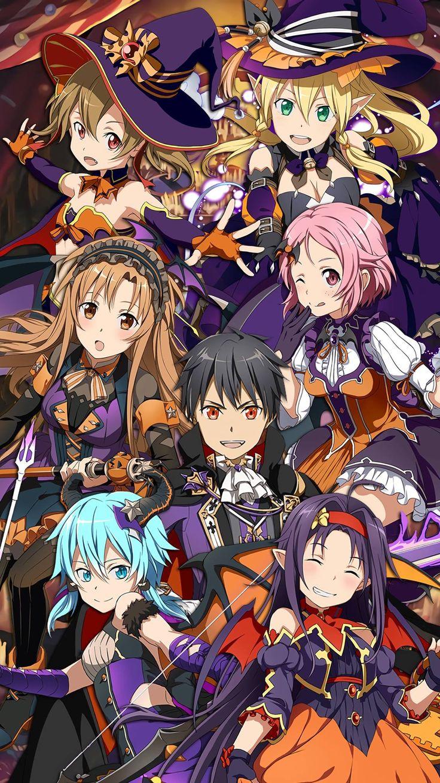 Especial Halloween  Manga Halloween, Anime Mangas, Sword -3055