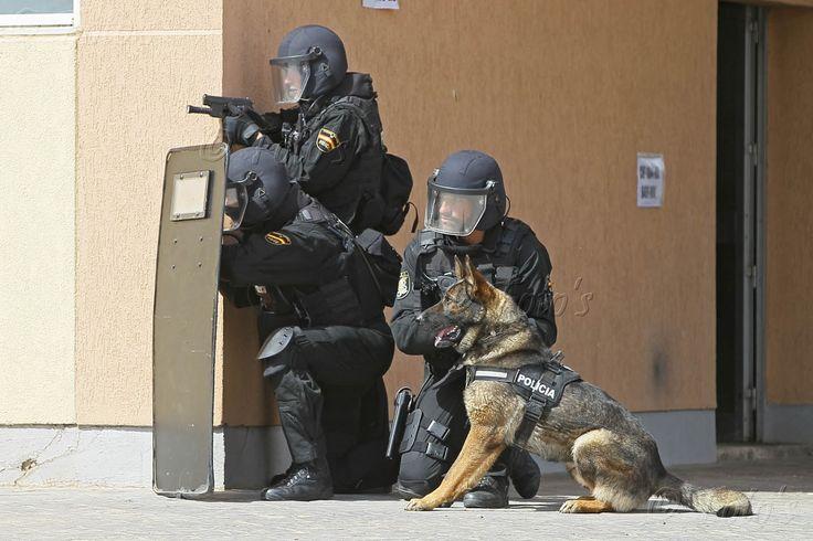 GEO. POLICÍA NACIONAL. ESPAÑA