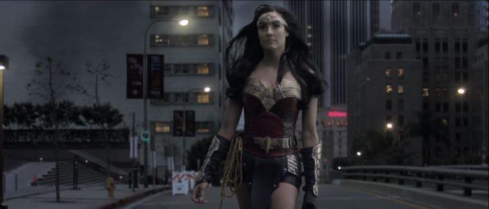 Wonder Woman de retour dans un court métrage qui envoie du lourd !