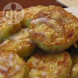 Recipe photo: Courgette Parmesan