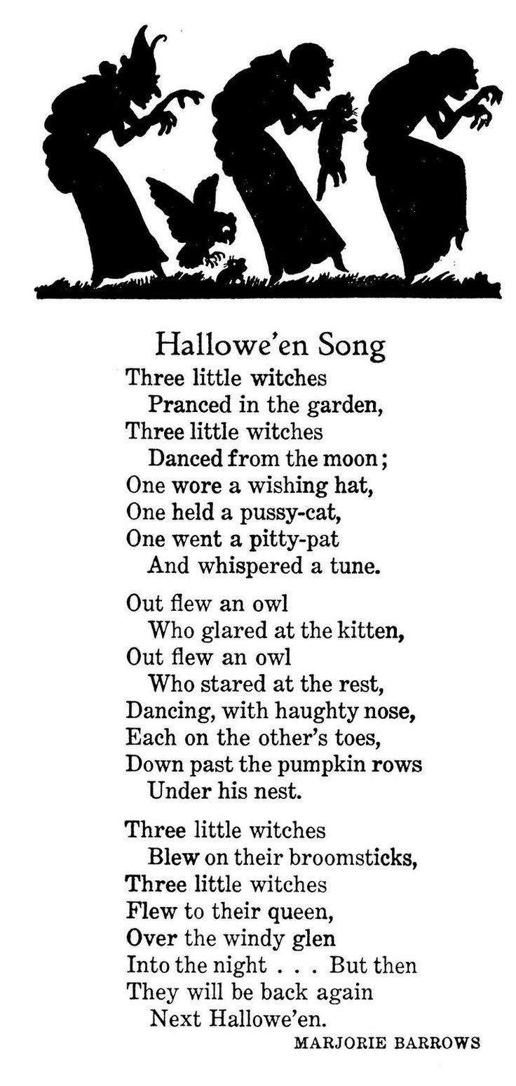 Uncategorized Halloween Poems the 25 best halloween poems ideas on pinterest songs song