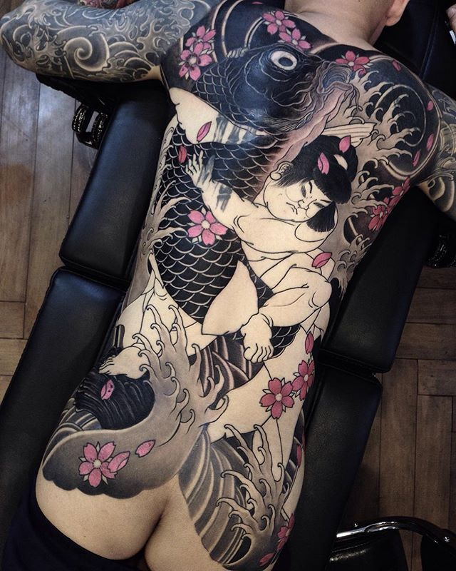 525 best images about japanese tattoo designs on pinterest japanese tattoo sleeves japanese. Black Bedroom Furniture Sets. Home Design Ideas