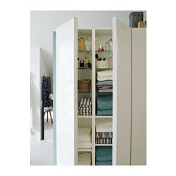 GODMORGON High cabinet - idea for skinny cabinet btwn vanity and toilet