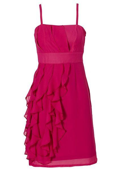 Sukienka Elegancka sukienka na cienkich • 139.99 zł • Bon prix