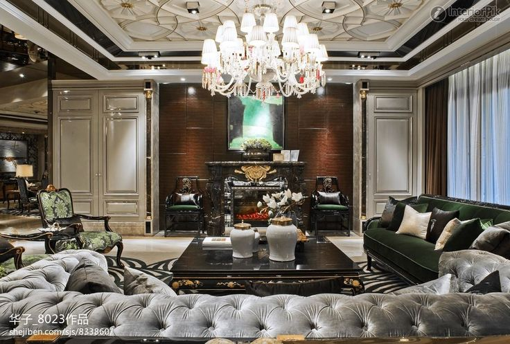 Fall Ceiling Wallpaper Design Drawings Classical Ceilings Of Neo Classical Living Room