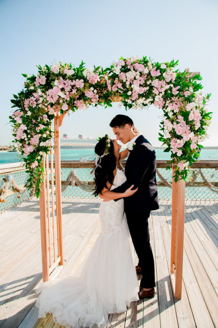 Best 20 Disney Cruise Wedding Ideas On Pinterest