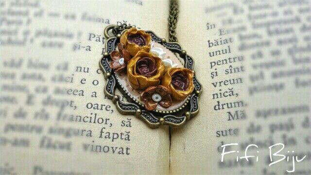 ~Vintage style~ www.facebook.com/fifibijubycarmenbostina