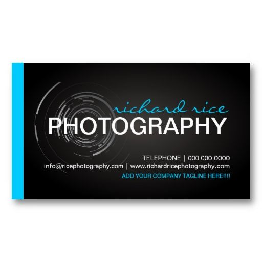 19 best photography business card templates images on pinterest bold and modern photographer business cards reheart Gallery