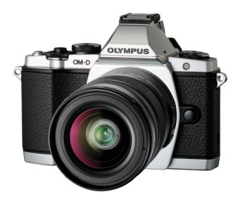 Olympus OM-D EM-5. Massive drool. Add the 45mm and 17mm lenses and I might be in heaven.