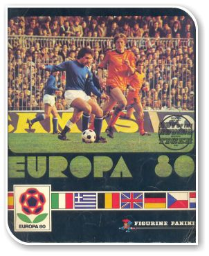 UEFA Euro Cup 1980, Itália