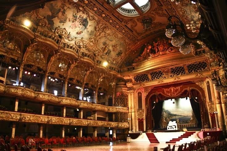 Ceiling Lights Blackpool : Images about ballroom on