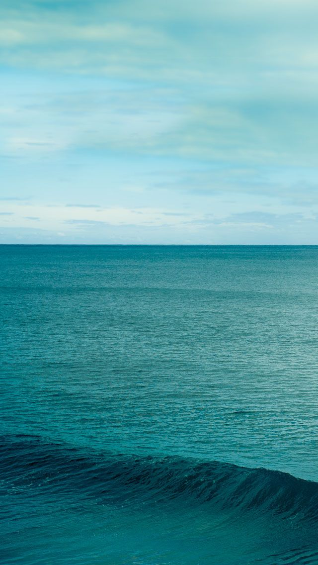 Sky and sea iPhone 5 Wallpaper Download - iLikeWallpaper is the Best Source for Free iPhone ...