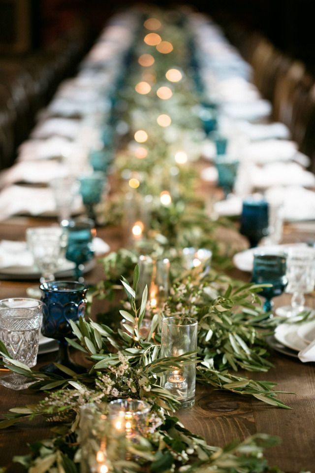 1000 Ideas About Family Style Weddings On Pinterest