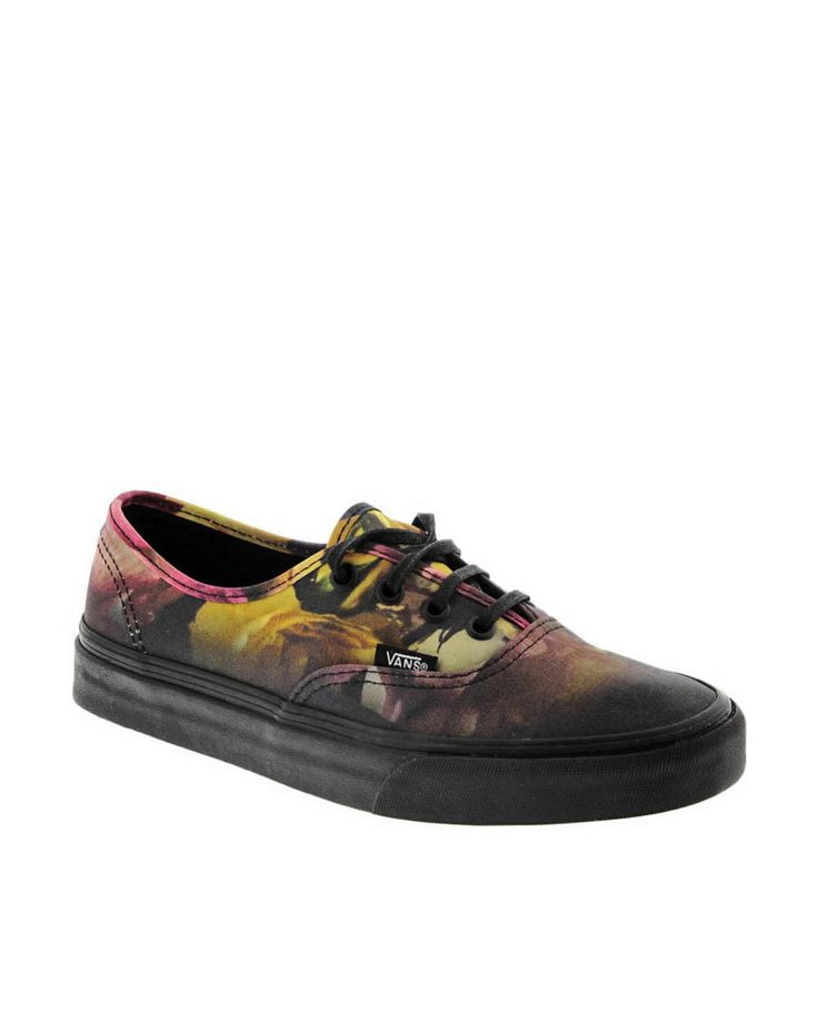 zapatillas vans v authentic burdeo