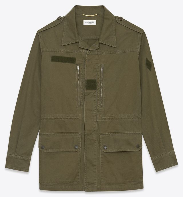 Khaki is king as the military trend makes its ultimate come-back for summer. Reinterpreted and with a fresh, new on-trend face, prepare to conquer the city in style this season.