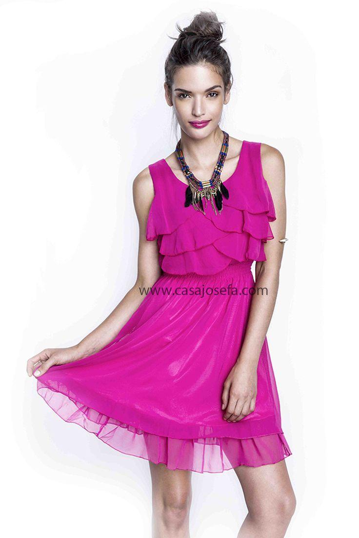 Mejores 63 imágenes de Vestidos Cortos DF en Pinterest ...
