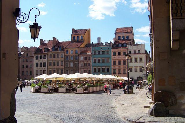 warszawa ulice starego miasta - Szukaj w Google