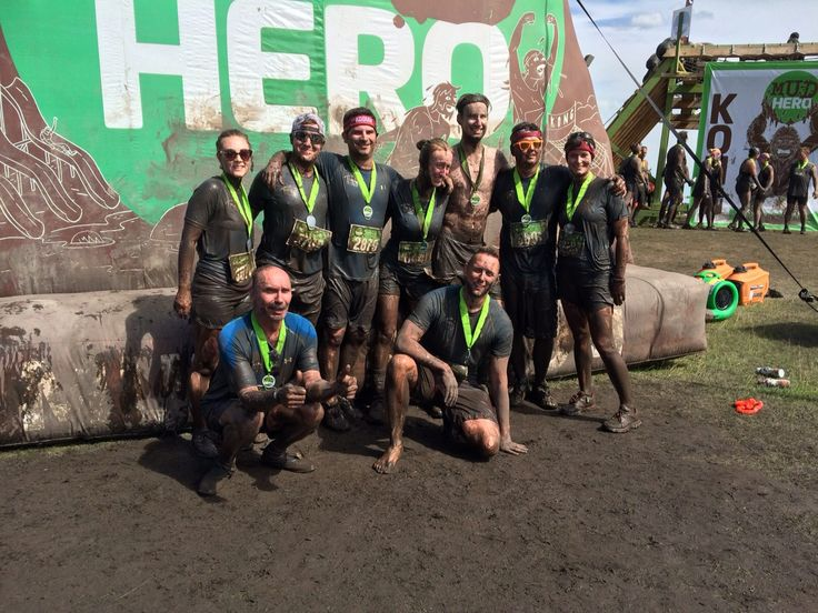 #throwbackthursday to our fantastic Team Tundra Mud Hero's!  We're always looking for fun and challenging ways to raise awareness and support fantastic charities... the Mud Hero, which supports the Alberta Cancer Foundation is just one of the ways we try to give back.  The team participated in a 6km course, with 16 obstacles, in mud (and up and down a ski hill) in just over an hour. What troopers, way to go!!!