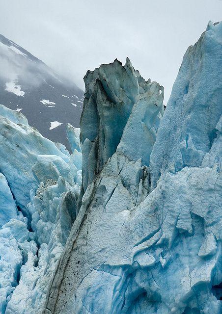 Dawes Glacier, South East Alaska