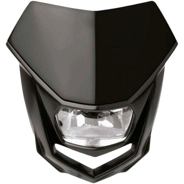 Polisport Halo Black Headlight at MXstore