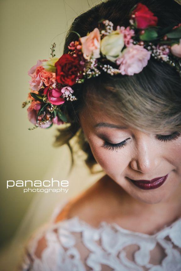 Bride Portrait - Flower Crown - Bridal - Wedding - Portrait - Weddings - Panache Photography - Adelaide - Inspiration - Epic - Amazing - Unique - Classic - Artistic - Stunning - Adelaide Wedding Photography - Wedding Photography Adelaide - Adelaide Wedding Photographers - Panache Photography - Australia #weddinginspiration #adelaideweddings #adelaideweddingphotographers #weddingphotographyadelaide #weddingphotography #white #panachephotography #bride #australianbride #australianweddings